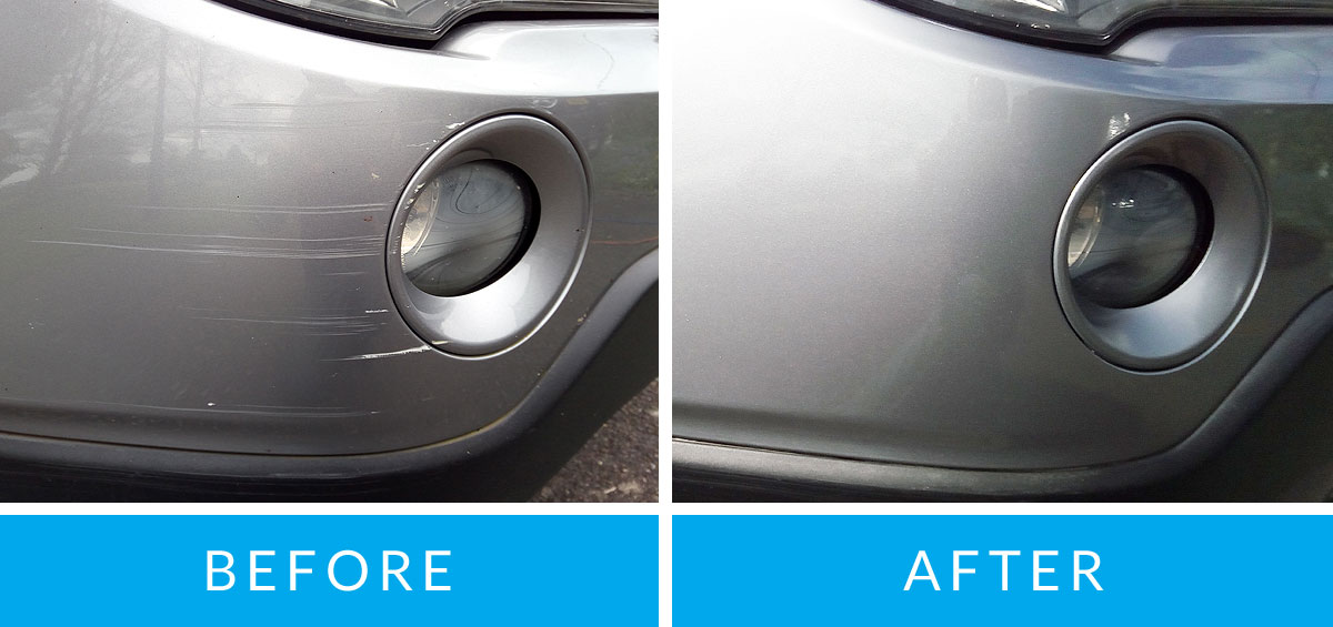 Image result for car scratch  before after